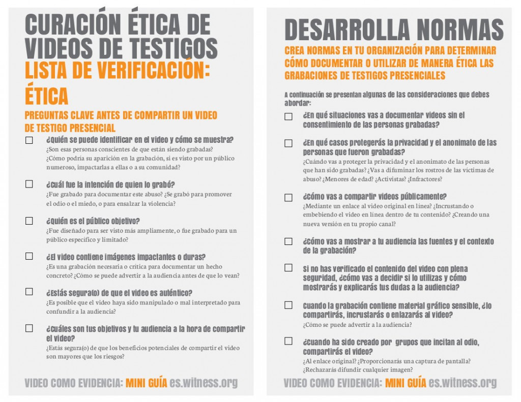 VAE Ethica Guidelines 030116 ES