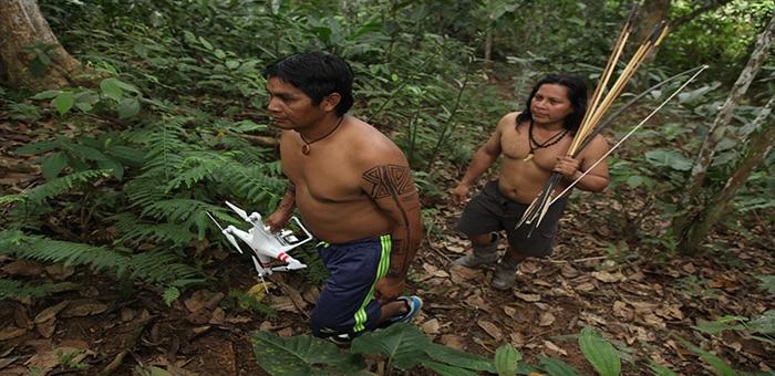 Witness y 10 coaliciones asociadas reciben 14,8M de Euros para frenar la deforestación del Amazonas